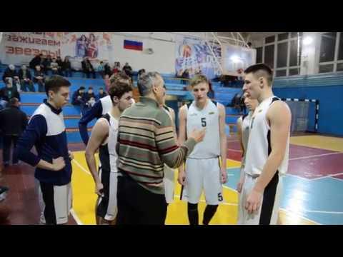 Концовка полуфинала Pro Basket vs ОИАТЭ, 23.03.18