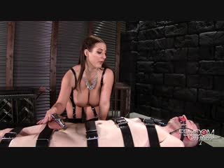 Femdom Empire - mistress Amy White [ bdsm, фемдом, male chastity belt, ruined orgasm control, sex wife, госпожа, раб, куни ]