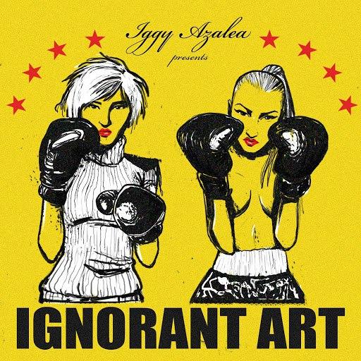 Iggy Azalea альбом Ignorant Art
