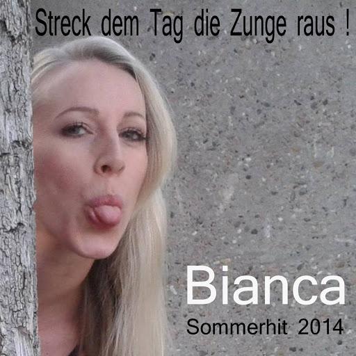 Бьянка альбом Streck dem Tag die Zunge raus (Sommerhit 2014)