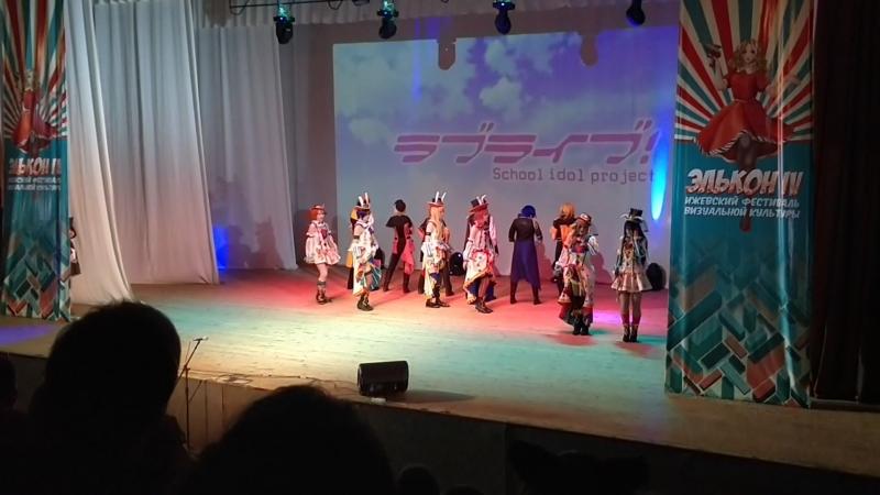 NekoChiral – Uta no prince-sama Love Live! School idol project