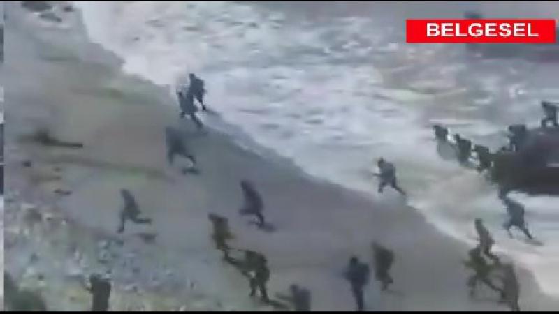 İngiliz Kamerasından Çanakkale Savaşı
