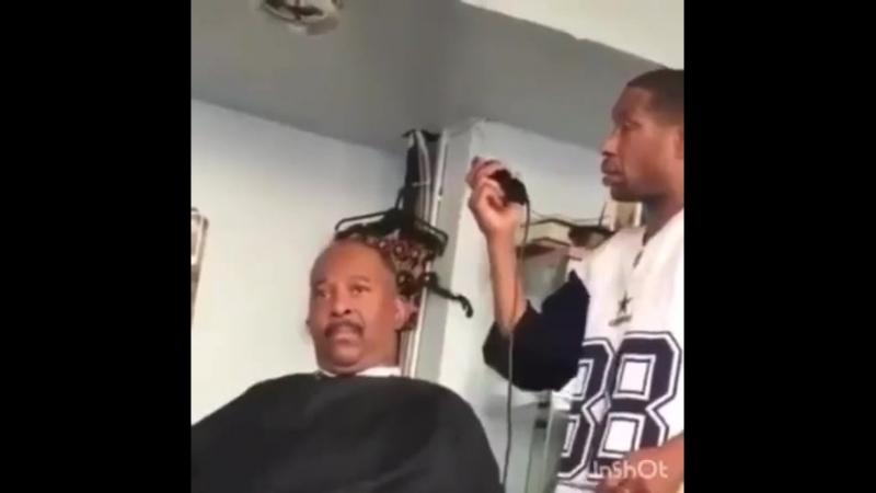 Твой обкуренный парикмахер