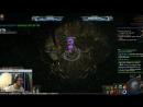 「Path of Exile DELVE LEAGUE 3.4.3」👊 Juggernaut Molten Srike. Лига Кротов - День 04