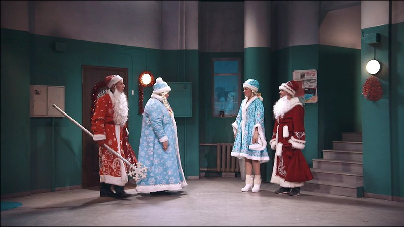 Однажды в России, 1 сезон, 14 выпуск