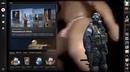 Рикардо Милос нереально флексит в Панорами UI оу щит