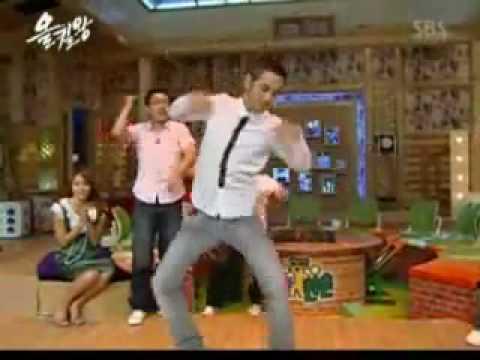 Tecktonik dance with Jang Geun Suk.mp4