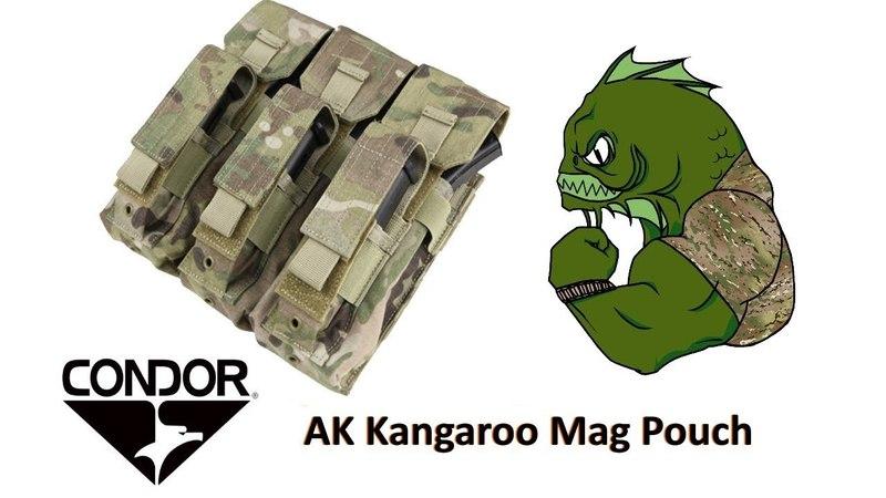 Подсумок AK Kangaroo Mag Pouch