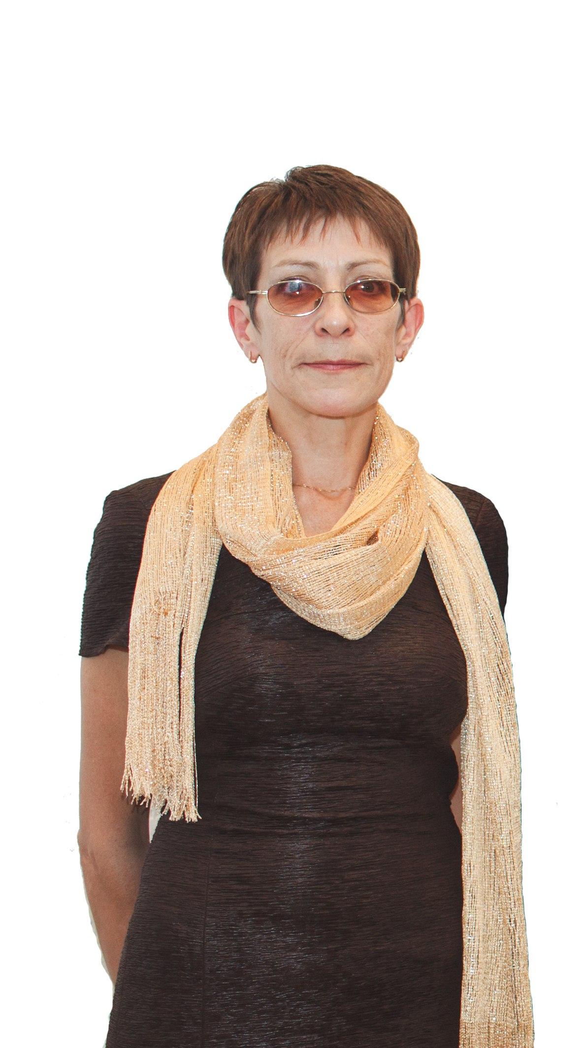 Светлана Владимировна Ген