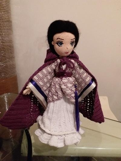 Crochet Doll Vk