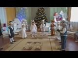 Новогодний праздник в детском садике №115