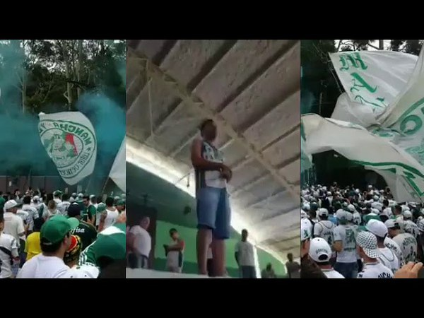Motivacional Final Do Paulista - PALMEIRAS X Corinthians - Mancha Verde,TUP,Porks