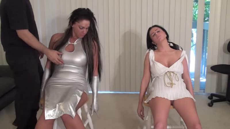 BoundHub - Angela and Loni in bondage