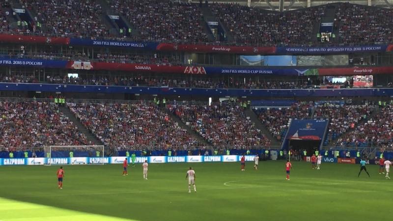 ЧМ 2018 Коста Рика Сербия 3