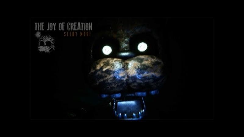 Прятки на FPS-The Joy of Creation Story Mode 3