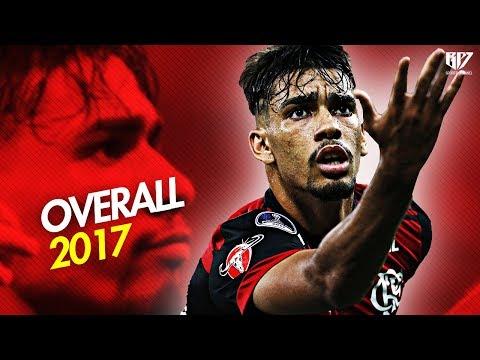 Lucas Paquetá ● Overall 2017 ● Skills, Goals Assists | HD