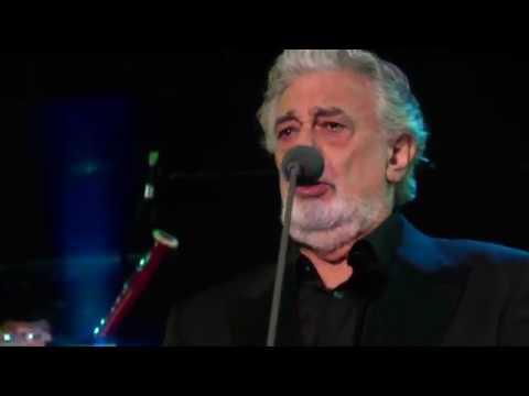 El Tenor Placido Domingo y el concierto Guatemala en el Alma