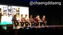 CUTE MOMENTS181027 LUCENTE in Mumbai concert- Kogun saying I miss you in hindi fancam