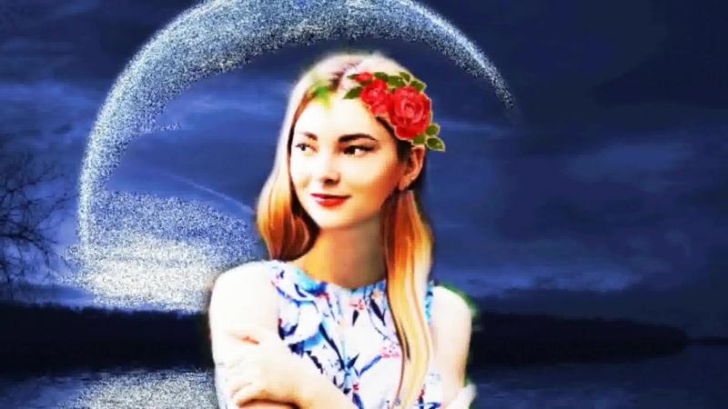КЛИП одной фотографии Прекрасные Образы прекрасной Анны Мунгаловой