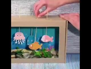 3 идеи игрушек - футбол_аквариум_лабиринт l lucky craft – подпишись