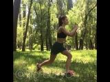 Тренировка для похудения на улице l 90-60-90