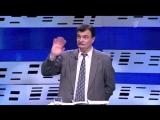 Юрий Болдырев на дебатах 6 марта 2018 года на