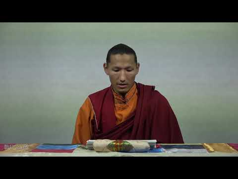 Учение Хамба Ламы Этигэлова от 16 ноября в 9 лунный день.