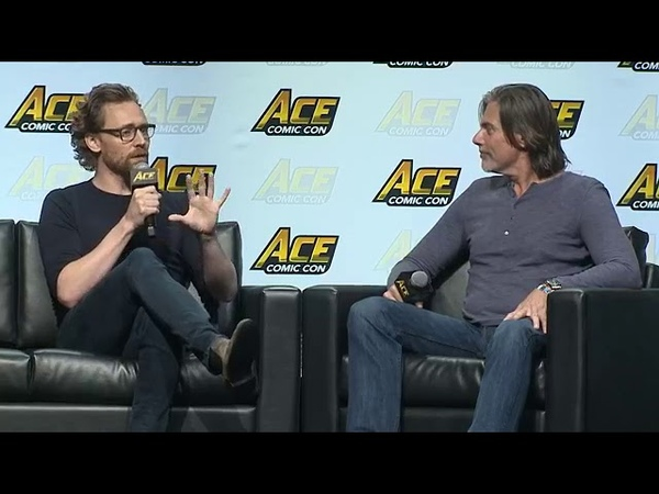ACE Comic Con Join the God of Mischief, Tom Hiddleston.
