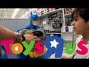 We are in ToysRUS best toys store ever Лучший магазин игрушек а Америке kids toys игрушки для детей