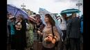 Без задержаний и под проливным дождем как проходит Марш матерей в Москве Прямое включение RTVI