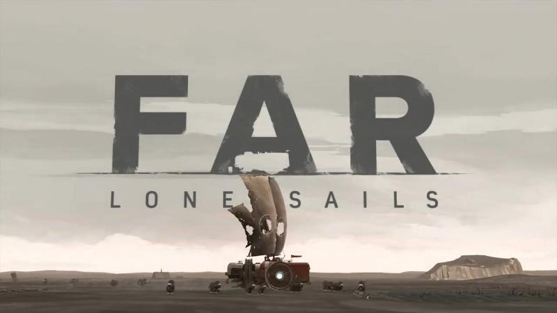FAR_ Lone Sails - Launch Trailer ( 720 X 1280 60fps )