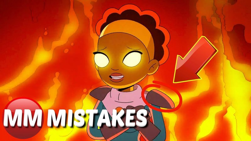TBS Final Space Goofs You Didnt See - Chapter Three ft. Mooncake | Cartoon Mistakes