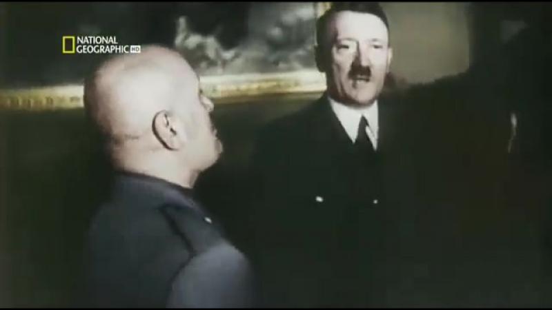 Апокалипсис. Вторая Мировая война. 3-я серия. Мир в войне