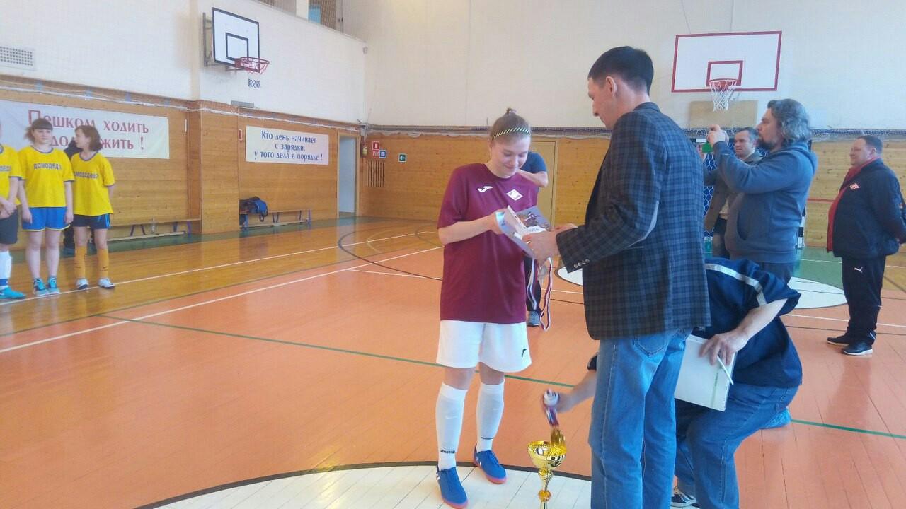 Анастасия Егорова: «Девушка может играть в футбол и быть женственной»