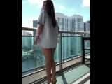 Скромняшка засветила попку (порно, секс, эротика, попка, booty, anal, анал, сиськи, boobs, brazzers)