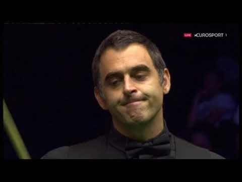 Snooker.English Open 2018. Ronnie O'Sullivan - Eden Sharav. (18.10.2018)