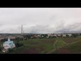 Сквер имени ХХХ-летия ВЛКСМ / Июнь 2014 г. / Timelapse by Pavel Kiselev