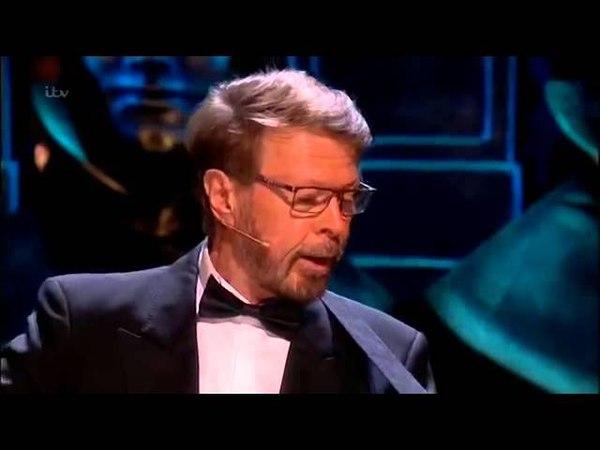 ABBA Benny ANDERSSON Björn ULVAEUS Olivier Awards 13.04.2014