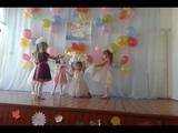 танец цветов на День учителя от детей миницентра