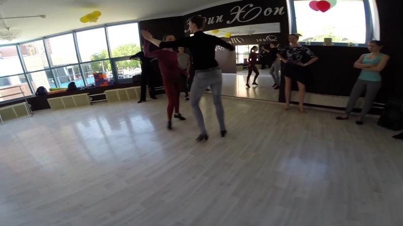 Бальные танцы - в парах для взрослых Ча Ча Ча