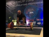Odd Haugen 212 кг USA Apollon Axle Аксель Чемпионат Мира 2017 Армлифтинг