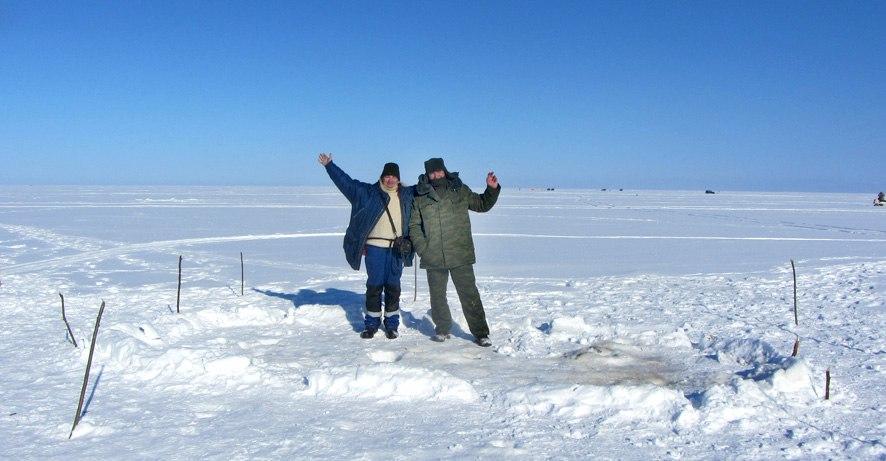 Экипировка: Проживание на льду. Шатёр. Готовь сани летом.