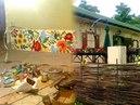 Розпис стін в українському стилі