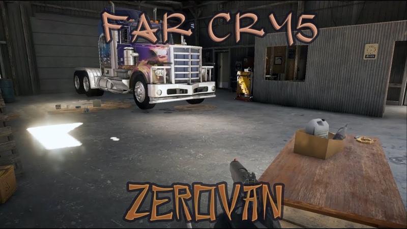 Внеземные объекты и Вдоводел 「Far Cry 5 」 7