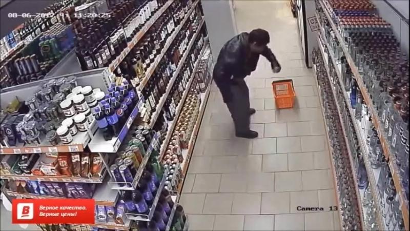 КРУТО Танец в магазине