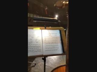 М.Савкина: весна, Сурганова и скрипка