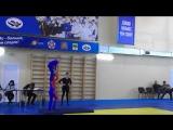 Павлов Артем и Рожненко Иван. Соревнования по спортивной акробатике 2016