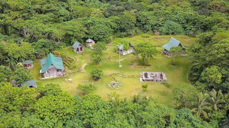 [ 4K Ultra HD ] 石垣島キャンピングロッジ「虹の豆」Camping Lodge'Niji-no-Mame' in Ishigaki-island,Okinawa,Japan