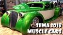 Beautiful Muscle Cars - my Highlights SEMA Show 2018 Las Vegas - Part 2