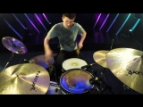 Masterwork cymbals JJ Phillips- Reckless Love - Cory Asbury - Drum Cover